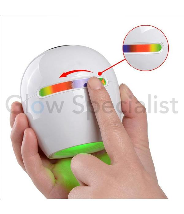 LED MOOD LIGHT - LIVING COLOR LIGHT - 256 COLORS