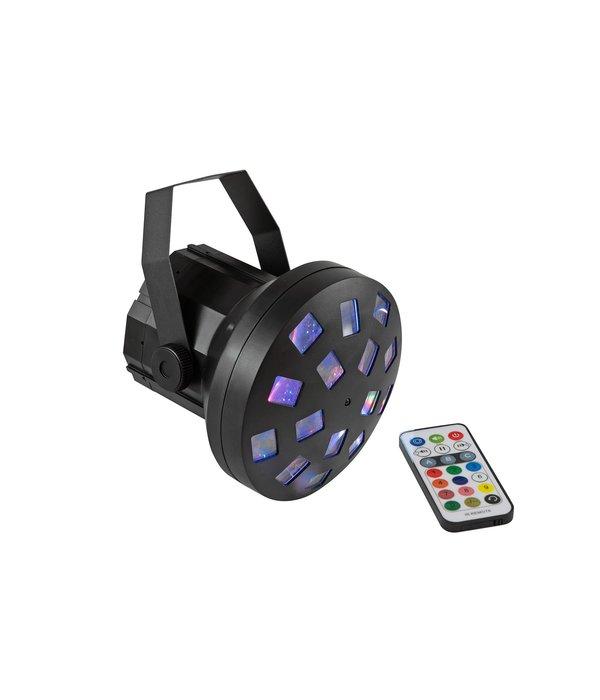 - Eurolite EUROLITE LED Mini Z-20 USB Beam Effect
