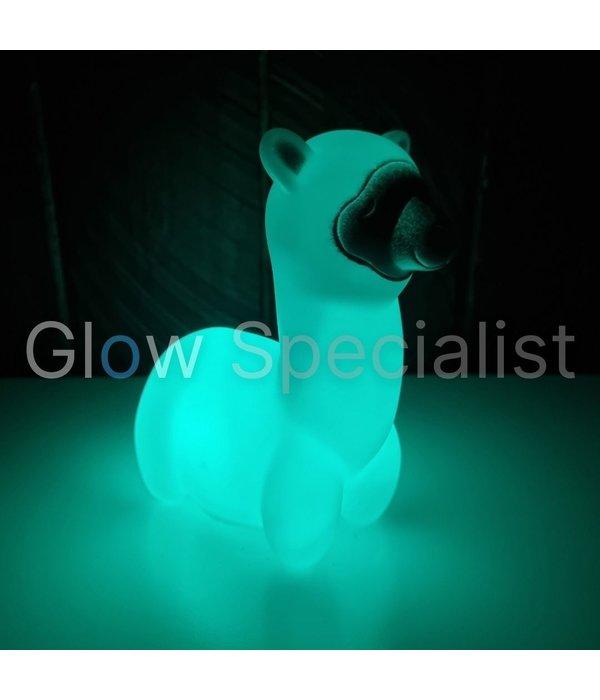 LED NIGHT LIGHT - LAMB - COLOR CHANGING