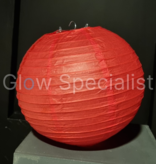 RED PAPER LAMPION - PER PIECE FROM