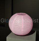 LIGHT PINK PAPER LAMPION - PER PIECE FROM
