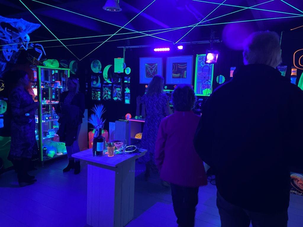 Feestelijke opening showroom Ommen