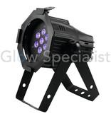- Eurolite EUROLITE LED ML-30 UV 7 x 1 W INCLUSIEF INFRAROOD AFSTANDSBEDIENING