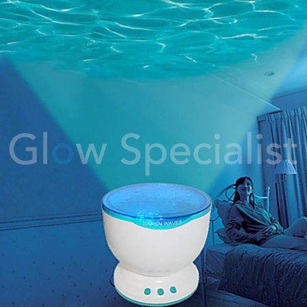 OCEAAN PROJECTIE LAMP