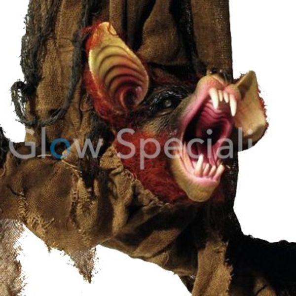HALLOWEEN SCARY BAT - MET LICHT EN GELUID