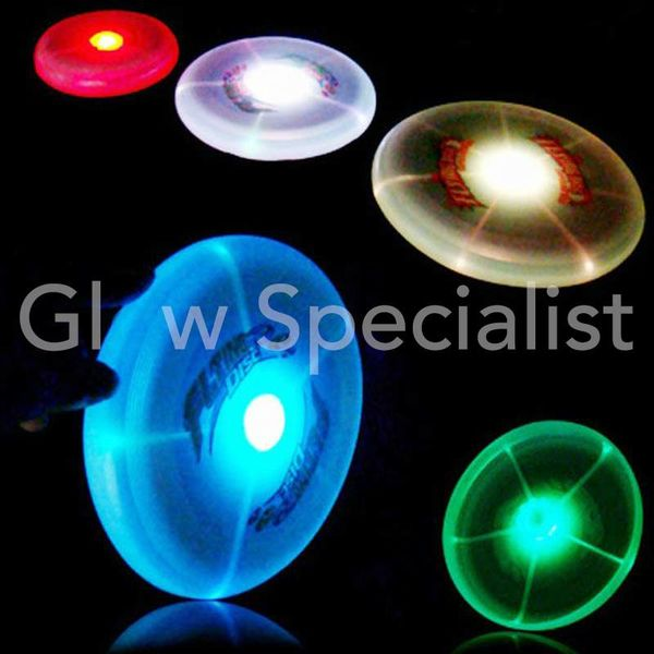 LED FRISBEE - Led Flying disk