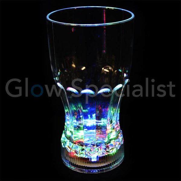 LED COKE GLASS LARGE - 14,5 CM