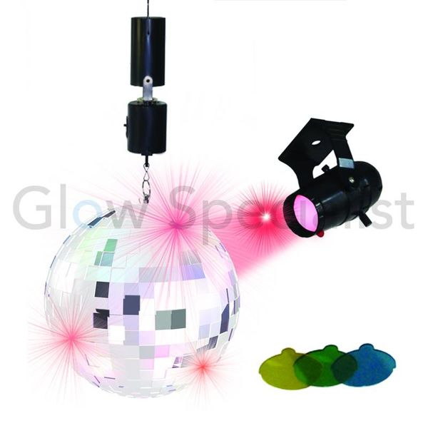 Mirror Ball Partyset