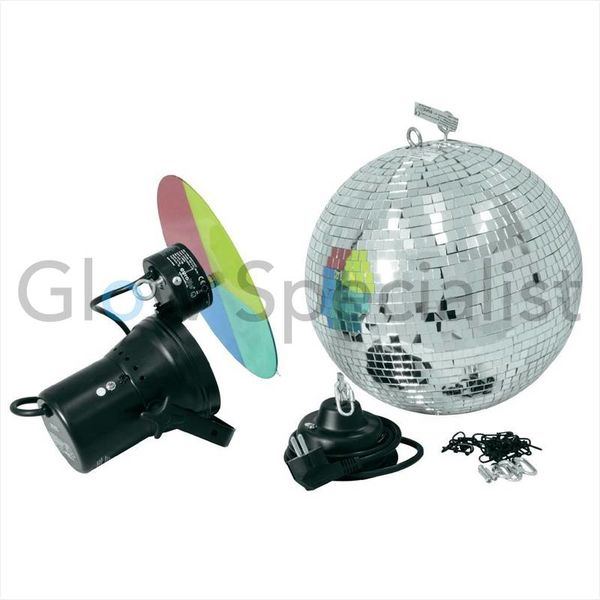 Eurolite Disco ball set - 30 cm