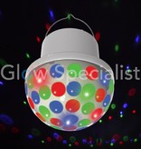 Party Fun Light MOON FLOWER DISCO LAMP