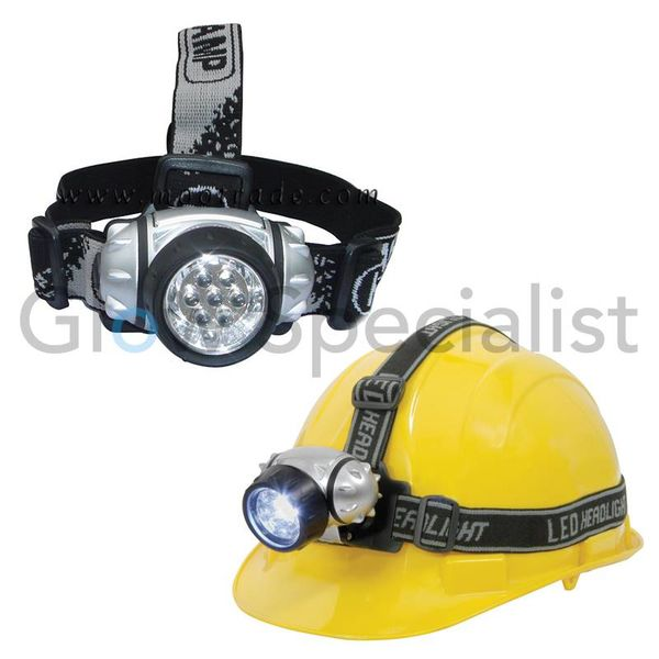 LED HEAD / HELMET LAMP