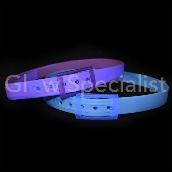 Neon Belt - blue or purple