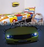 3D MUSCLE CAR LAMP