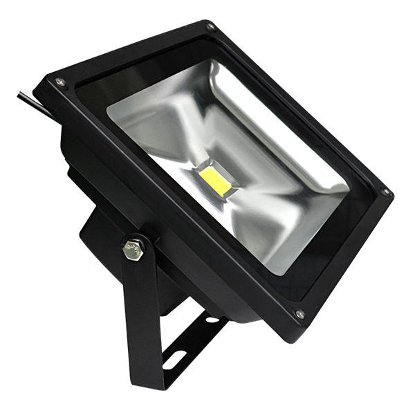 Knippervrije UV floodlights