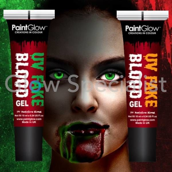 PAINTGLOW UV FAKE BLOOD GEL