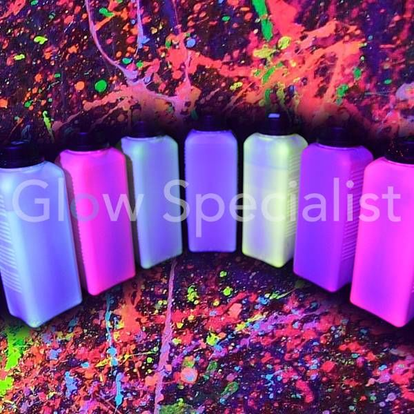 UV / BLACKLIGHT VERF - 1 LITER