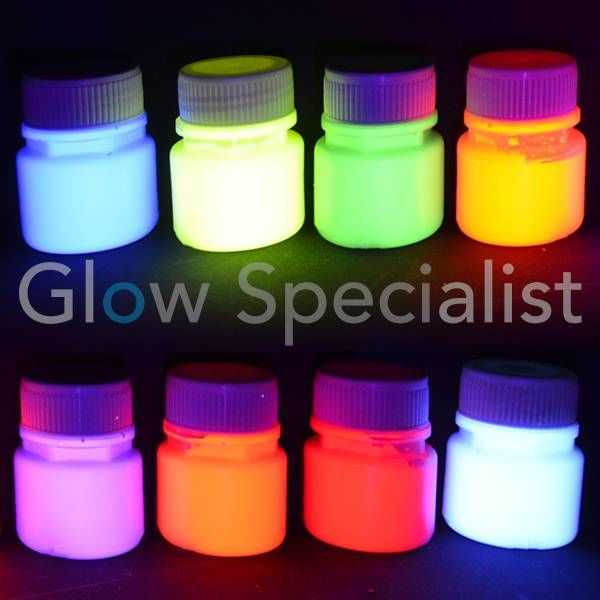 UV / Blacklight paint 60 ml