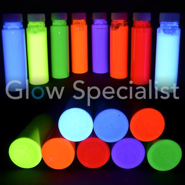 UV / BLACKLIGHT VERF - 250 ML