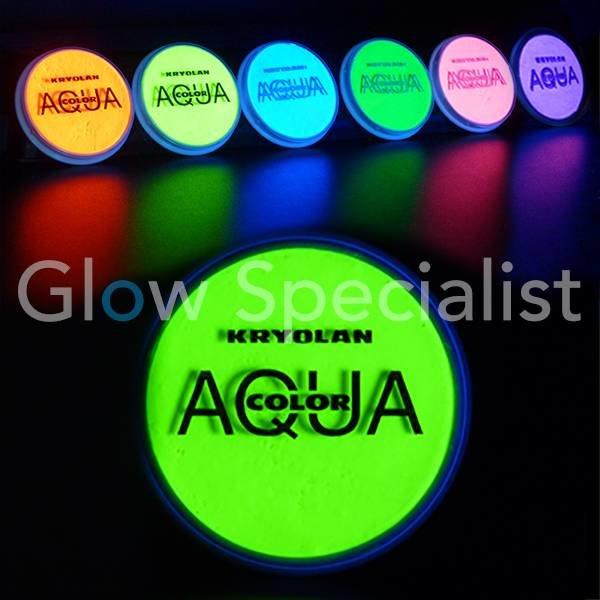 Kryolan UV Aqua Color, Make up