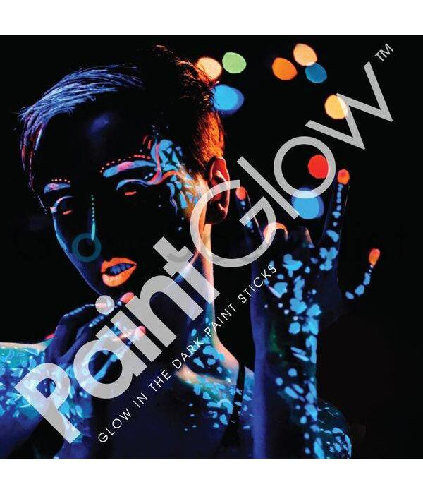 - PaintGlow PAINTGLOW GLOW IN THE DARK PAINT STICK