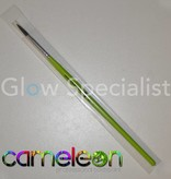 - Cameleon CAMELEON BRUSH - ROUND POINT - NR 6 - LONG GREEN HANDLE