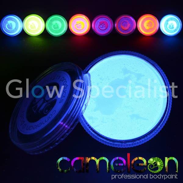 UV CAMELEON SPECIAL EFFECTS PAINT - TINCTROIUS BLUE