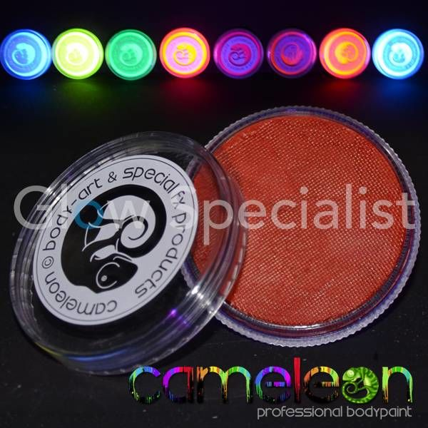 CAMELEON UV SPECIAL EFFECTS PAINT - IN LOVE RED