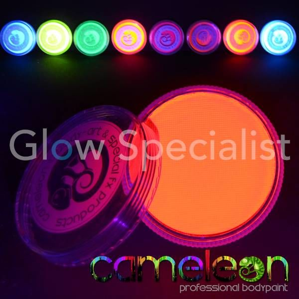 CAMELEON UV SPECIAL EFFECTS PAINT - PINK FLAMINGO