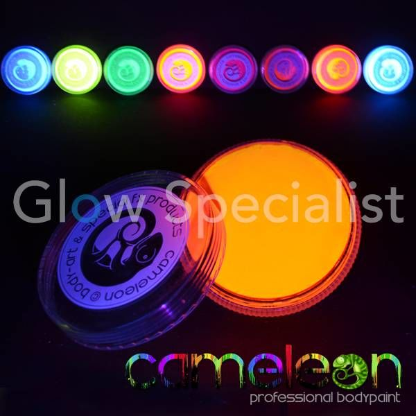 UV CAMELEON SPECIAL EFFECTS PAINT - FOXY ORANGE