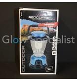Redcliffs Outdoor Gear LED CAMPINGLANTAARN DIMBAAR -  6 LED