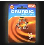 Grundig GRUNDIG BATTERIJEN - A312/PR41 - 1.4V - 6 STUKS