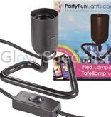 Party Fun Light TAFELLAMP/VOET VOOR PARTY STARTER - MET E-27 FITTING
