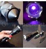 MULTIFUNCTIONAL UV LED FLASHLIGHT - 10W