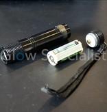 UV TORCH 3 WATT - 395 NM - AAA MODEL