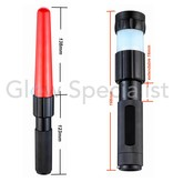 MULTIFUNCTIONAL LED TORCH 3W - WITH EMERGENCY SIGNAL AND TRAFFIC LIGHT