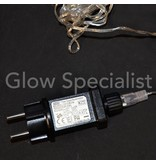 LED ACRYLIC SNOWMAN - 60 LED - 48 CM