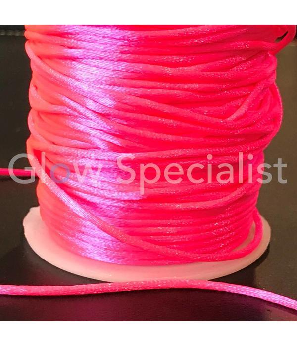 - Glow Specialist UV NEON NYLON CORD - 2 x 100 MM M