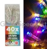 LED LIGHTS - 40 LAMPJES