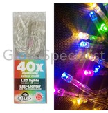LED LIGHTS - 40 LIGHTS