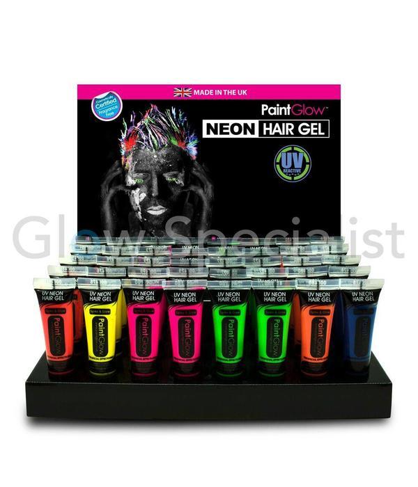 - PaintGlow PAINTGLOW UV NEON HAARGEL