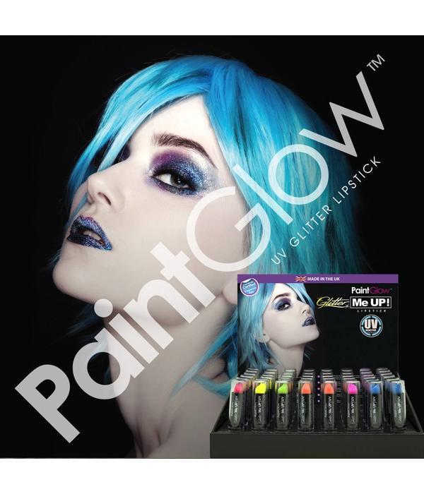 - PaintGlow PAINTGLOW UV GLITTER ME UP! LIPSTICK