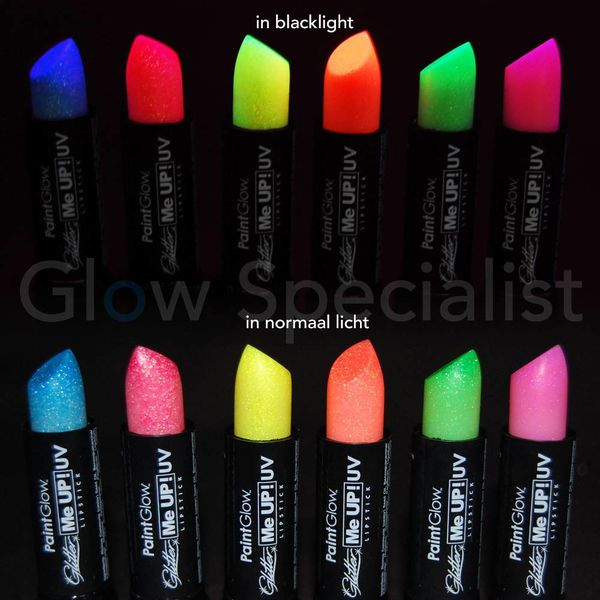 PAINTGLOW UV GLITTER ME UP! LIPSTICK