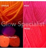 UV / BLACKLIGHT NEON GLOW WOL