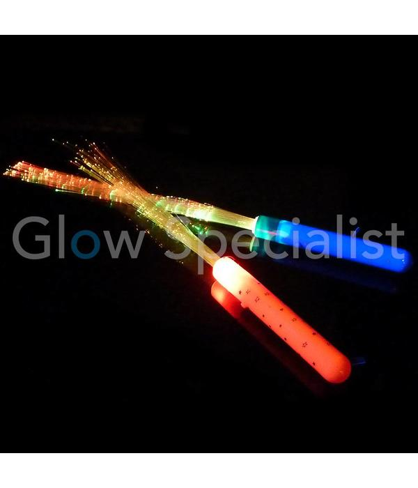 LED FIBER OPTIC WAND