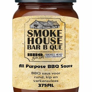 Smokehouse All Purpose BBQ saus