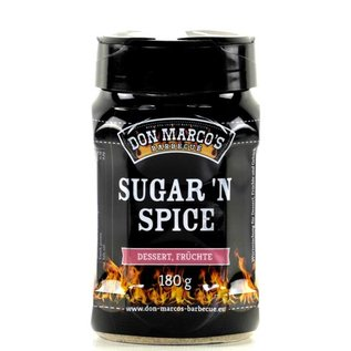 Don Marcos Don Marco's Sugar n Spice