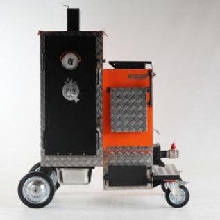 ProQ Smokers ProQ GFC 2150 gravity feed  smoker