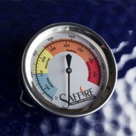 Saffire thermometer