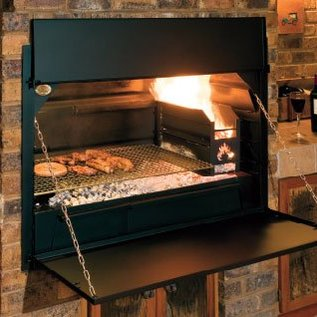 Home Fires Home Fires Supreme de Luxe 800 inbouwbraai
