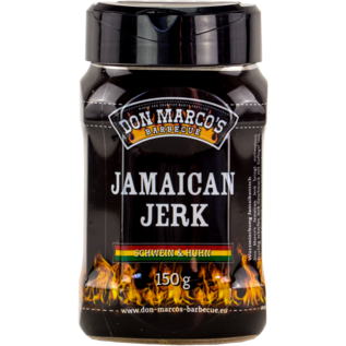 Don Marco's Jamaican Jerk